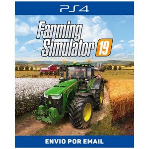 Farming simulator 2019 - Ps4 Digital