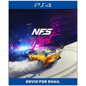 Need For Speed Heat - Ps4 e Ps5 Digital