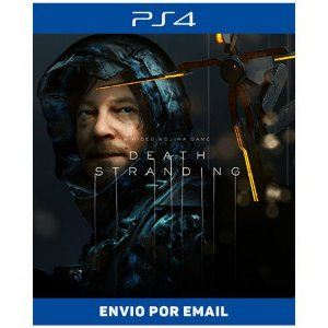 DEATH STRANDING - Ps4 Digital