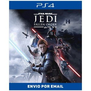 Star wars Jedi Fallen Order - Ps4 e Ps5 Digital