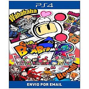 Super BomberMan R - Ps4  Digital