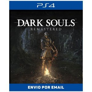 Dark souls remastered - Ps4 Digital