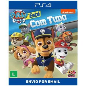 Patrulha Canina - Ps4 Digital