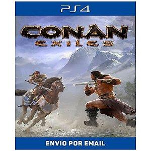 Conan Exiles - Ps4 Digital