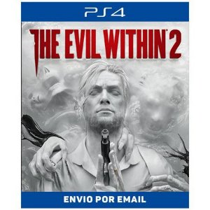 The Evil Within 2 - Ps4 e Ps5 Digital