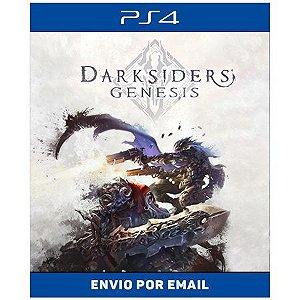 Dark siders Genesis - Ps4 Digital