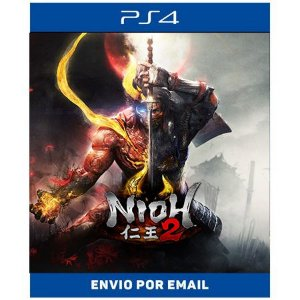 Nioh 2 - Ps4 Digital