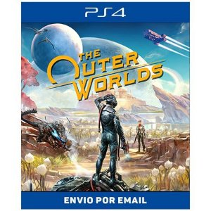 The Outer Worlds - Ps4 Digital