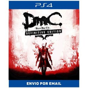 Devil May Cry Definitive Edition - Ps4 Digital