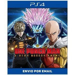 One Punch Man - Ps4 Digital