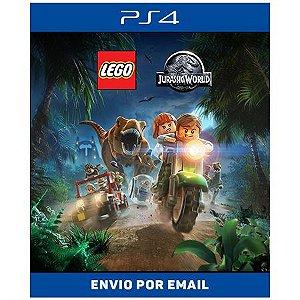 LEGO Jurassic World - Ps4 Digital
