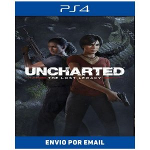 Uncharted The lost Legacy - Ps4 Digital