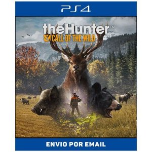 theHunter Call of the Wild - 2019 Edition - Ps4 Digital