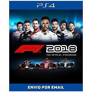 F1 2018 - Ps4 Digital