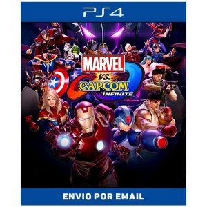 Marvel Vs.Capcom Infinite - Ps4 Digital