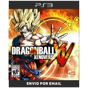 DRAGON BALL XENOVERSE - PS3 DIGITAL