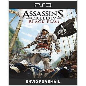 Assassins creed IV Black frang - Ps3 Digital