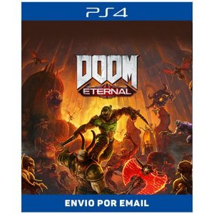 DOOM Eternal - Ps4 Digital