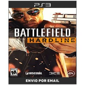 Battlefield Hardline - Ps3 Digital