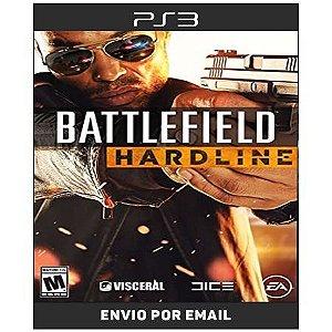 Battlefield Hardline - Ps3 Digital