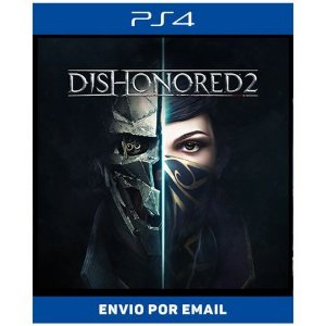 Dishonored  2 - Ps4 Digital