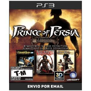 Prince of persia Colletion - Ps3 Digital