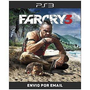FAR CRY 3  - PS3 DIGITAL