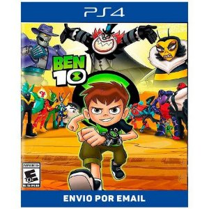 Ben 10 - Ps4 digital
