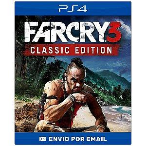 Far cry 3 - Ps4 e Ps5 Digital