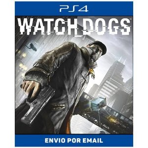 WATCH DOGS 1 - PS4 DIGITAL