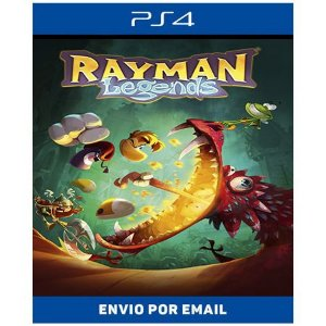 Rayman legends - Ps4 Digital