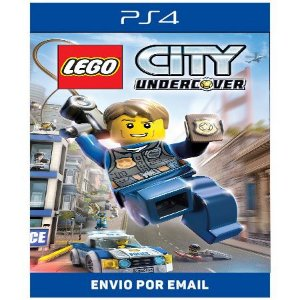 Lego city Undercover - Ps4 Digital