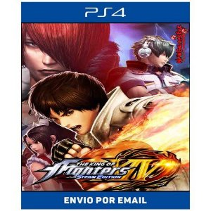 The king of Fighters XIV - Ps4 Digital