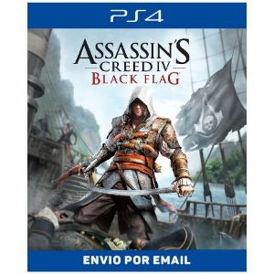 ASSASSINS CREED IV BLACK FRAG - PS4 DIGITAL