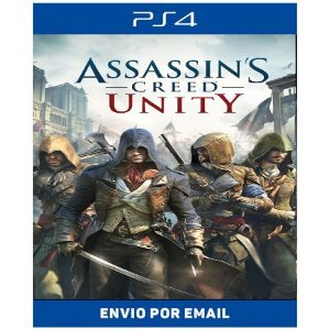 Assassins creed Unity - Ps4 Digital