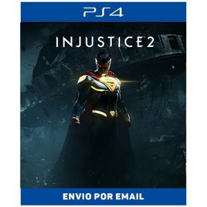 Injustice 2 - Ps4 Digital