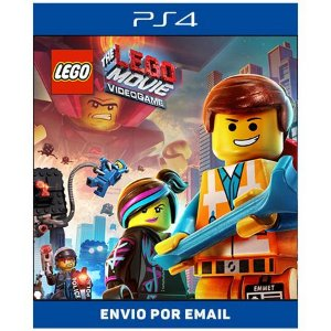 Lego Movie - Ps4 Digital
