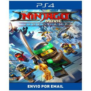 Lego Ninjago - Ps4 Digital