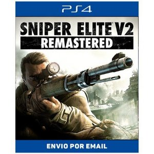 Sniper Elite V2 Remastered - Ps4 Digital