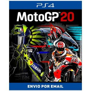 MOTO GP 2020 - Ps4 Digital
