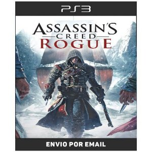 Assassins creed Rogue - Ps3 Digital