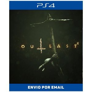 Outlast 2 - Ps4 Digital