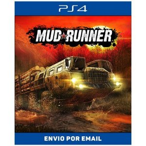 MudRunner - Ps4 Digital