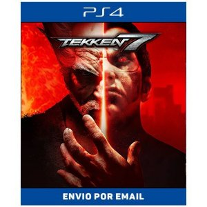 Tekken 7 - Ps4 Digital