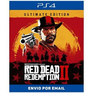 Red Dead Redemption 2 Ultimate Edition - Ps4 Digital