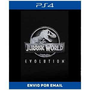 JURASSIC WORLD REVOLUTION - PS4 DIGITAL