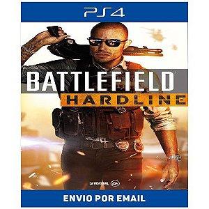 Battlefield Hardline - Ps4 e Ps5 Digital