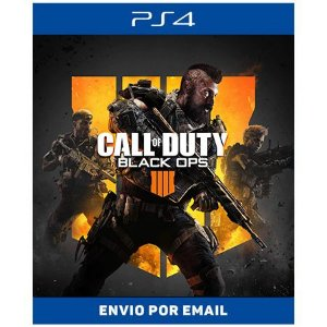 Call of duty Black ops 4 - Ps4 Digital