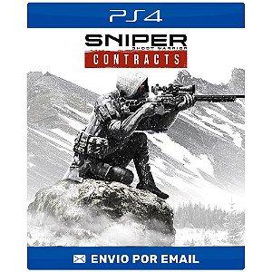 Sniper Contracts - PS4 e Ps5 Digital