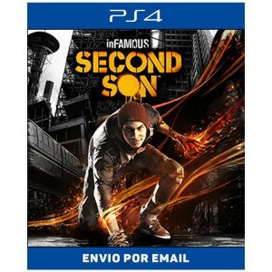 Infamous second son - Ps4 Digital